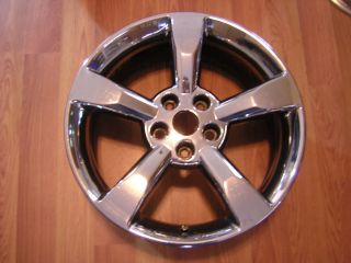 2004 08 Nissan Maxima 18 Factory Chrome Wheel Rim 62446