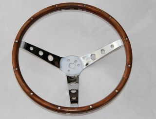STEERING WHEEL style GRANT CLASSIC 201 Superior 500 Hot Rod Muscle Car