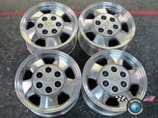 Tahoe Avalanche Silverado 1500 Factory 16 Wheels Rims 5096