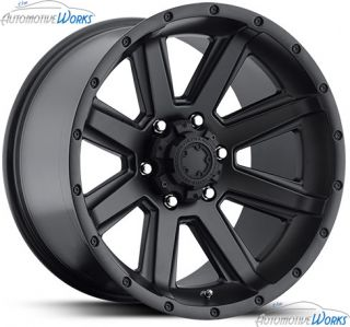 195 Crusher 5x139 7 5x5 5 18mm Gloss Black Wheels Rims inch 20