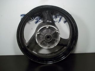 2001 Honda CBR 1100 XX Blackbird Rear Wheel Rim Rims Tire