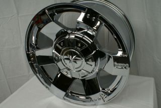 20 ion Wheels Rims Chrome Ford F250 F350 Excursion