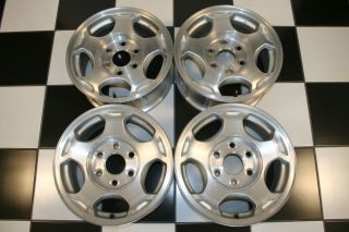 Avalanche Silverado Suburban Tahoe 16 Wheels Rims 5154 2 Set 4