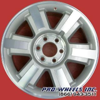 F150 Truck 20 Machined Silver Factory Original Wheel Rim 3646