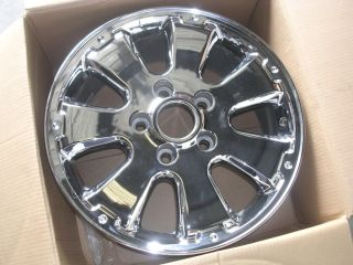07 08 09 10 11 Toyota Tundra Wheel Chrome Rim Sequoia