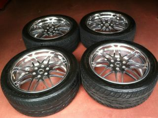 Custom 22 Wheels Tires for GM SUV