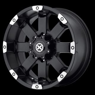 18 Inch Black Wheels Rims Ford F F250 F350 Truck E E250 E350 Van 8 Lug