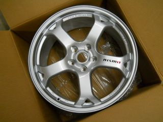 Nissan nismo Rays Wheels 370Z 2009 2012 19 Forged Alloy 4 Piece Set