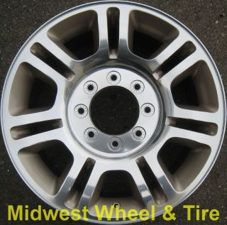 Original 20 Ford F250 F350 King Ranch Wheel Rim