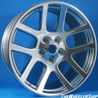 Ram 1500 SRT 10 Pickup 2004 2006 22 x 10 Factory OEM Stock Wheel Rim