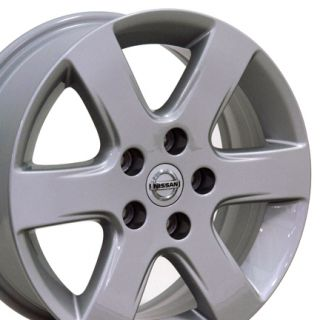 Nissan Altima Wheels Set of 4 62396 Rims Leaf Maxima Quest