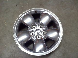RAM 1500 20 Chrome Clad Aluminum Alloy Wheel Rim Factory 2167