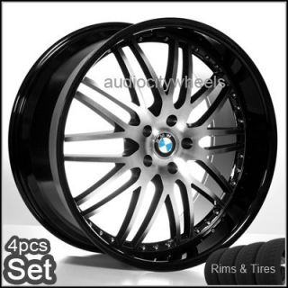 19inch Wheels and Tires BMW Rims 3 5 Series M3 M5 325