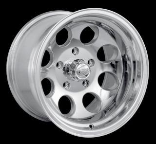 ION 171 Wheels Rims 15x8, fits CHEVY S10 GMC SOMOMA BLAZER JIMMY 4X4