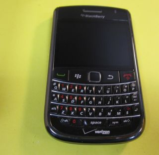 Unlocked GSM Verizon Blackberry Bold 9650 Cell Phone Clean ESN T
