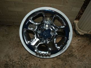 Dodge RAM Chrome Rims 2002 2011