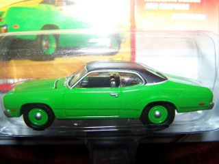 03 HOT JOHNNY LIGHTNING WHEELS MOPAR OR NO CAR 71 PLYMOUTH DUSTER REAL
