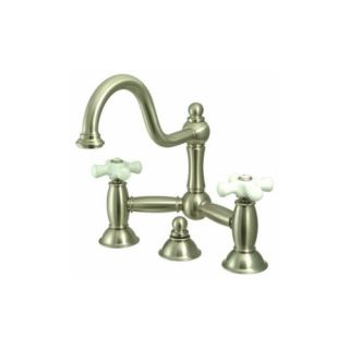 Elements of Design ES3918PX Chicago Two Handle Lavatory Faucet