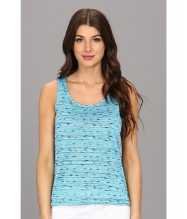Jones New York Sleeveless Shell Womens Sleeveless (Blue)