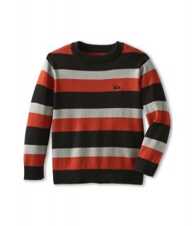 Quiksilver Kids Boys Hunting Waves Sweater Boys Sweater (Black)