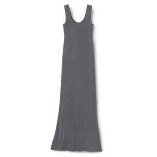 Merona Petites Sleeveless Maxi Dress   Gray XLP