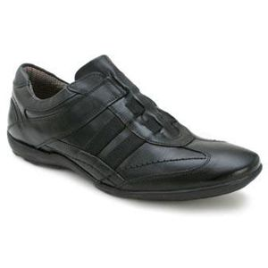 Bacco Bucci Mens Fausto Black Shoes   2553 20 001