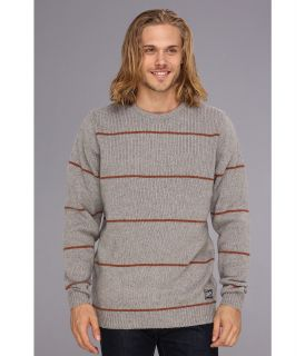 Rip Curl Newps Crew Sweater Mens Sweater (Gray)
