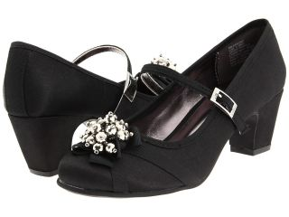Kenneth Cole Reaction Kids En Danced Girls Shoes (Black)