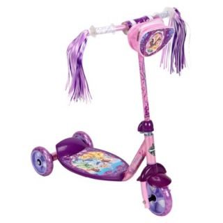 Huffy Disney Princess 6 Girls Kick Scooter   Purple/Pink
