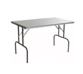 Eagle Group 24x60 Stainless Folding Table