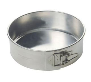 Focus Spring Form Cake Pan, 6 in dia. x 3 in deep, Aluminum