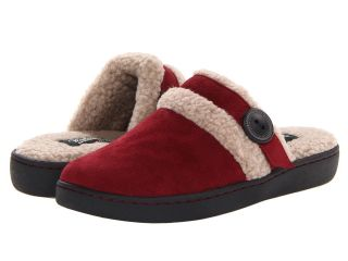 Woolrich Kettle Creek Womens Slippers (Red)