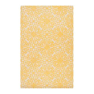 Surya Oasis Golden Raisin/Antique White Rug OAS1082 Rug Size 2 x 3