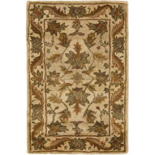 Safavieh Antiquities Majesty Gold Rug AT52D Rug Size Runner 23 x 4