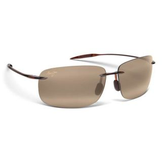 Maui Jim Breakwall Sunglasses Rootbeer HCL Bronze