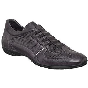 Bacco Bucci Mens Souza Black Shoes   7504 42 001