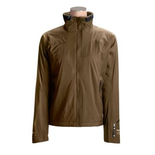 Mountain Hardwear Upstage  Soft Shell Jacket (For Women)   ESPRESSO (XS )