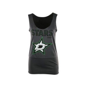 Dallas Stars CCM Hockey NHL Womens Ice Noise Tank