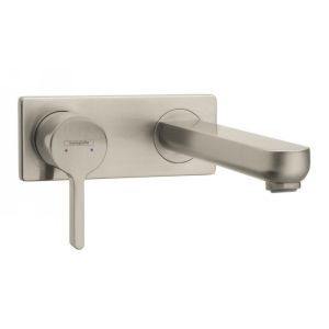 Hansgrohe 31163821 Metris S Metris S Wall Mounted Single Handle Faucet