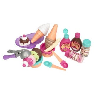 Play Circle Ice Cream Parlour Set