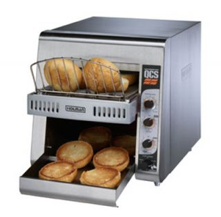 Star Manufacturing Holman QCS Conveyor Toaster, Electric, 600 Slices per Hour, 240 V