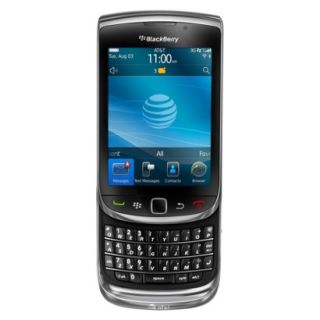 BlackBerry 9800 Unlocked Cell Phone for GSM Compatible   Black