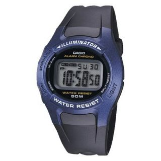 Casio Mens Digital Sport Watch   Black   W43H 1AV