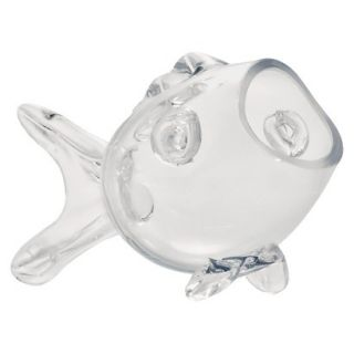 Fish Bowl Figural   Small by Torre & Tagus