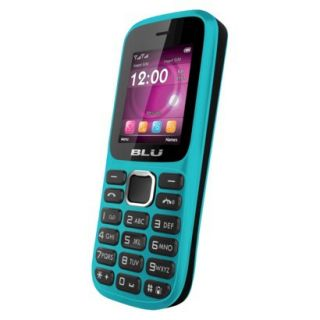 BLU Aria T174i Unlocked Cell Phone for GSM Compatible   Blue