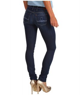 Lucky Brand Sofia Skinny Jean in Medium Norman Womens Jeans (Blue)