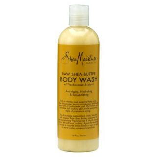 SheaMoisture Raw Shea Butter Body Wash   13 fl oz