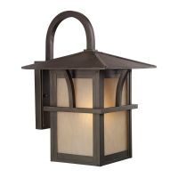 Sea Gull Lighting SEA 88882 51 Medford Lakes One Light Outdoor Wall Lantern
