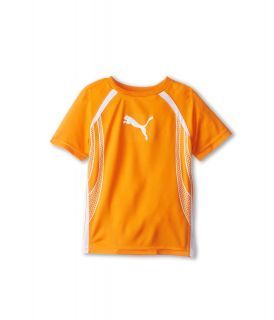 Puma Kids Formstripe Tee Boys T Shirt (Orange)
