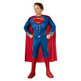 Ecom Superman Man of Steel Deluxe Lightup Superman Child 003